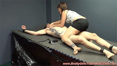 Bratty Girls Tease and Tickle videos